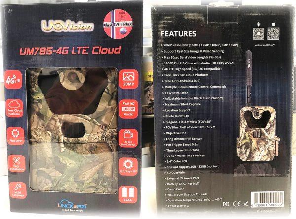 Uovision UM785-4G LTE Box
